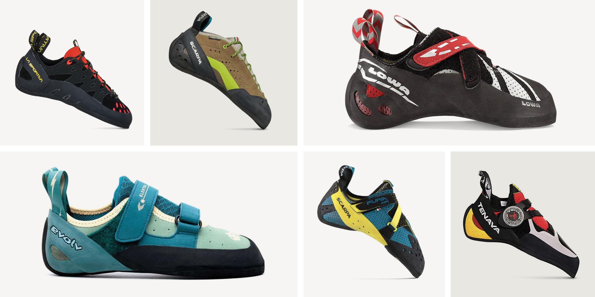 Best Rock Climbing Shoes 2020