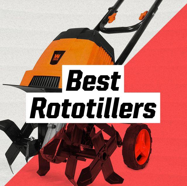 best rototillers