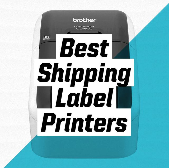 best shipping label printers