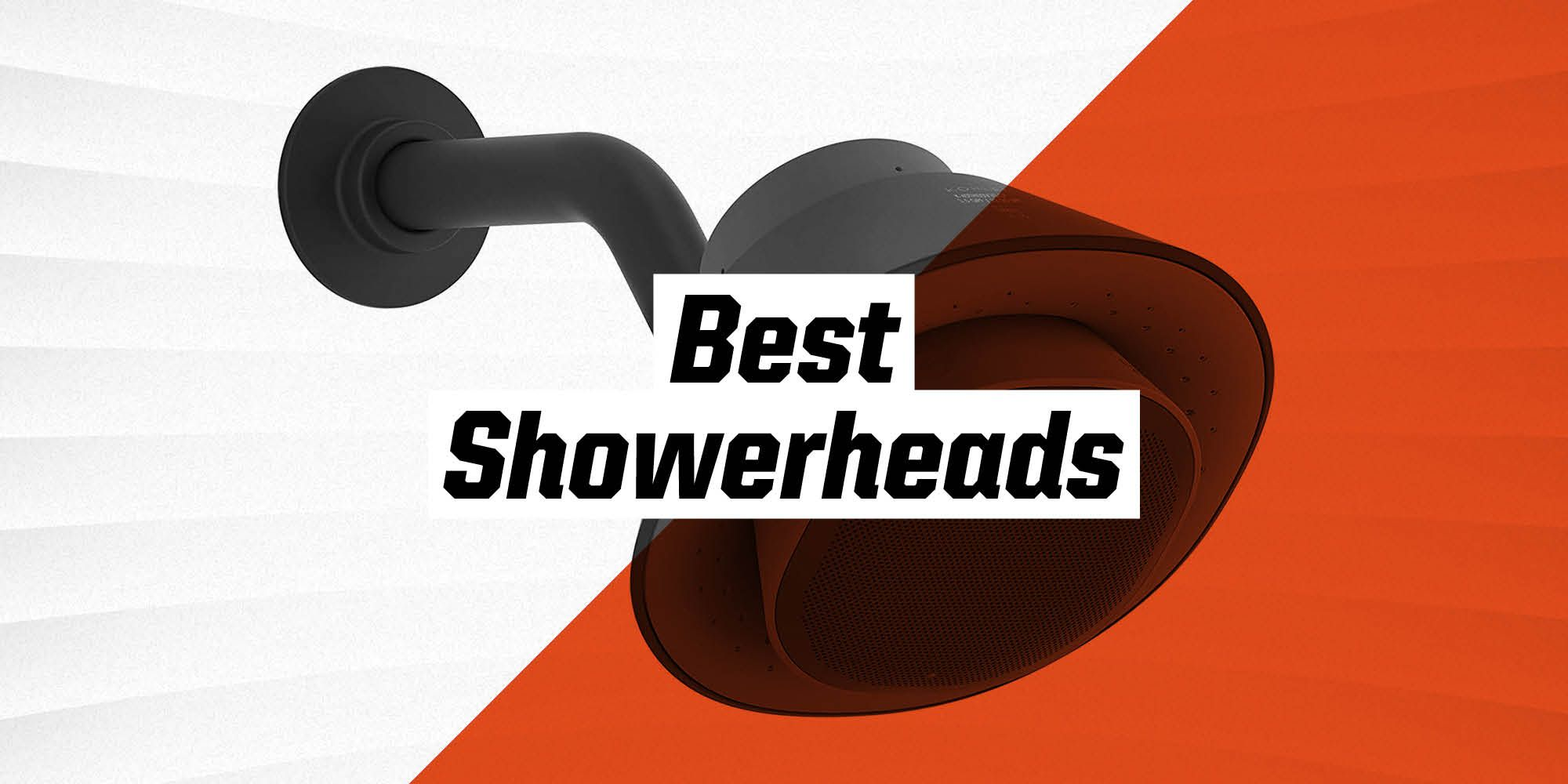 The 9 Best Showerheads to Revamp Your Bathroom