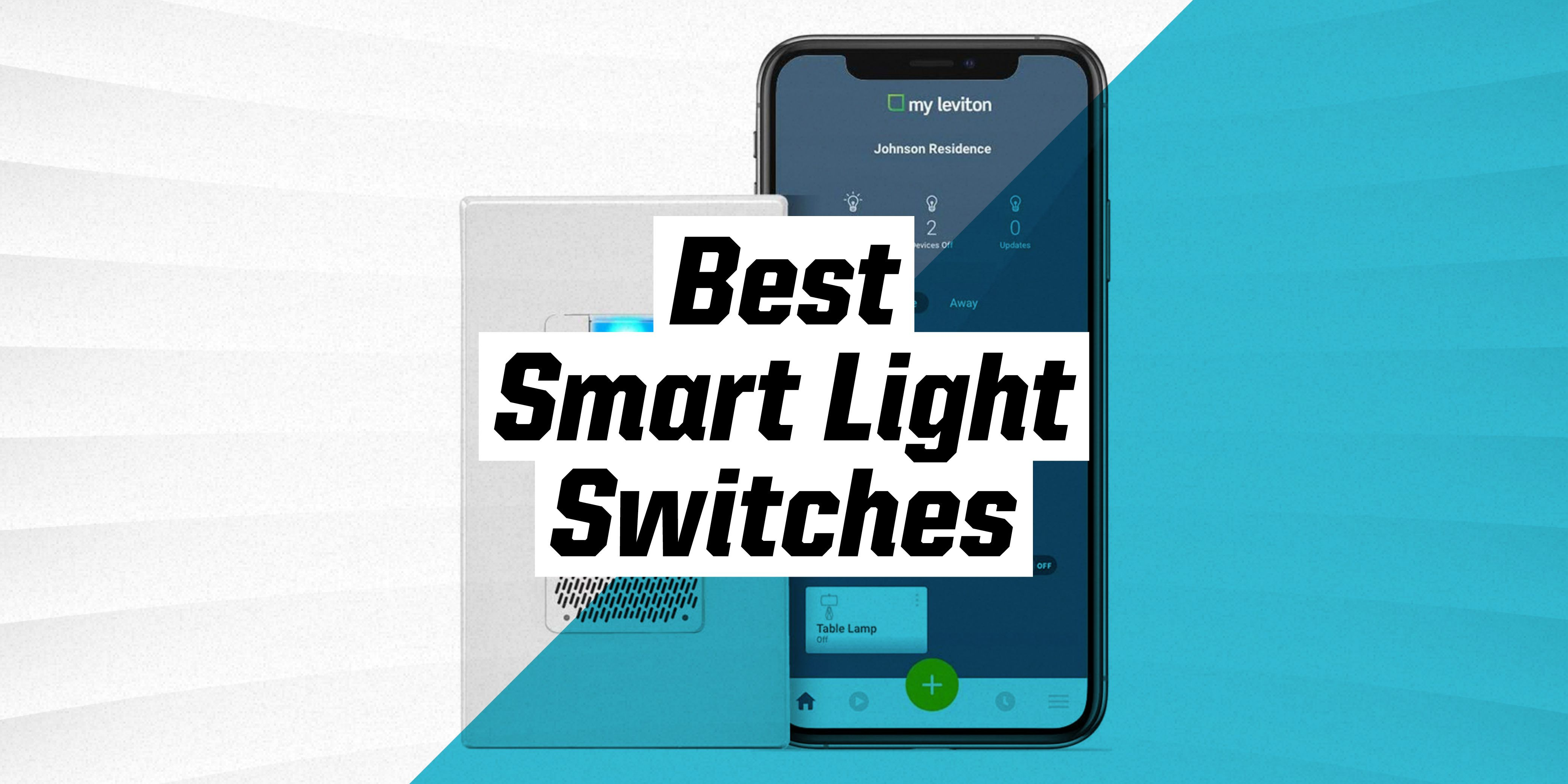 The Best Smart Light Switches for Your Home