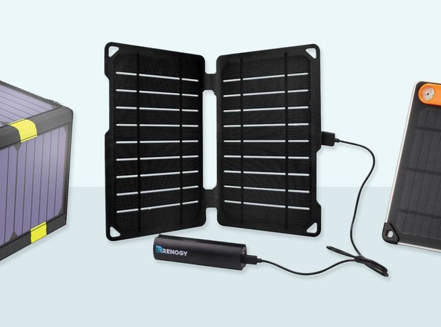 The 6 Best Solar Chargers for Your Wildest Adventures
