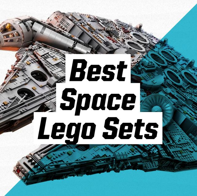 best space lego sets