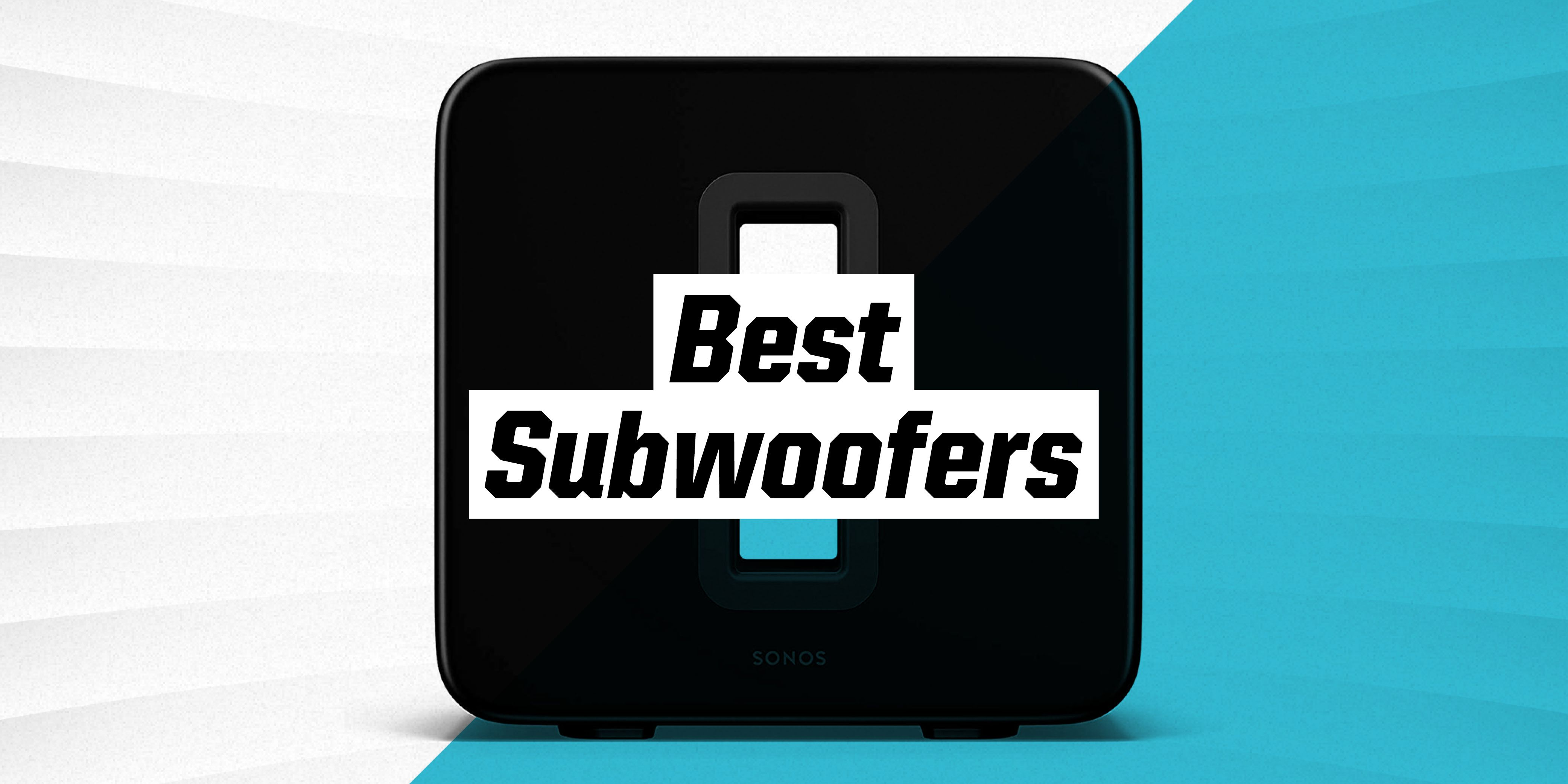 The Best Subwoofers for Your Home Theater