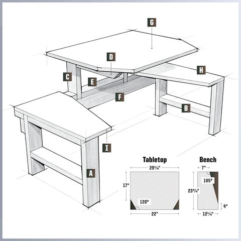 table for two plans