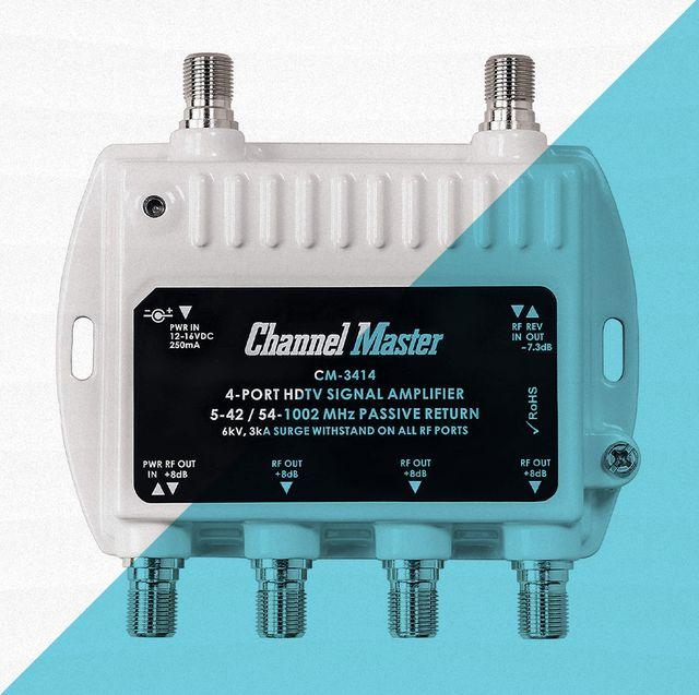 best tv antenna amplifiers