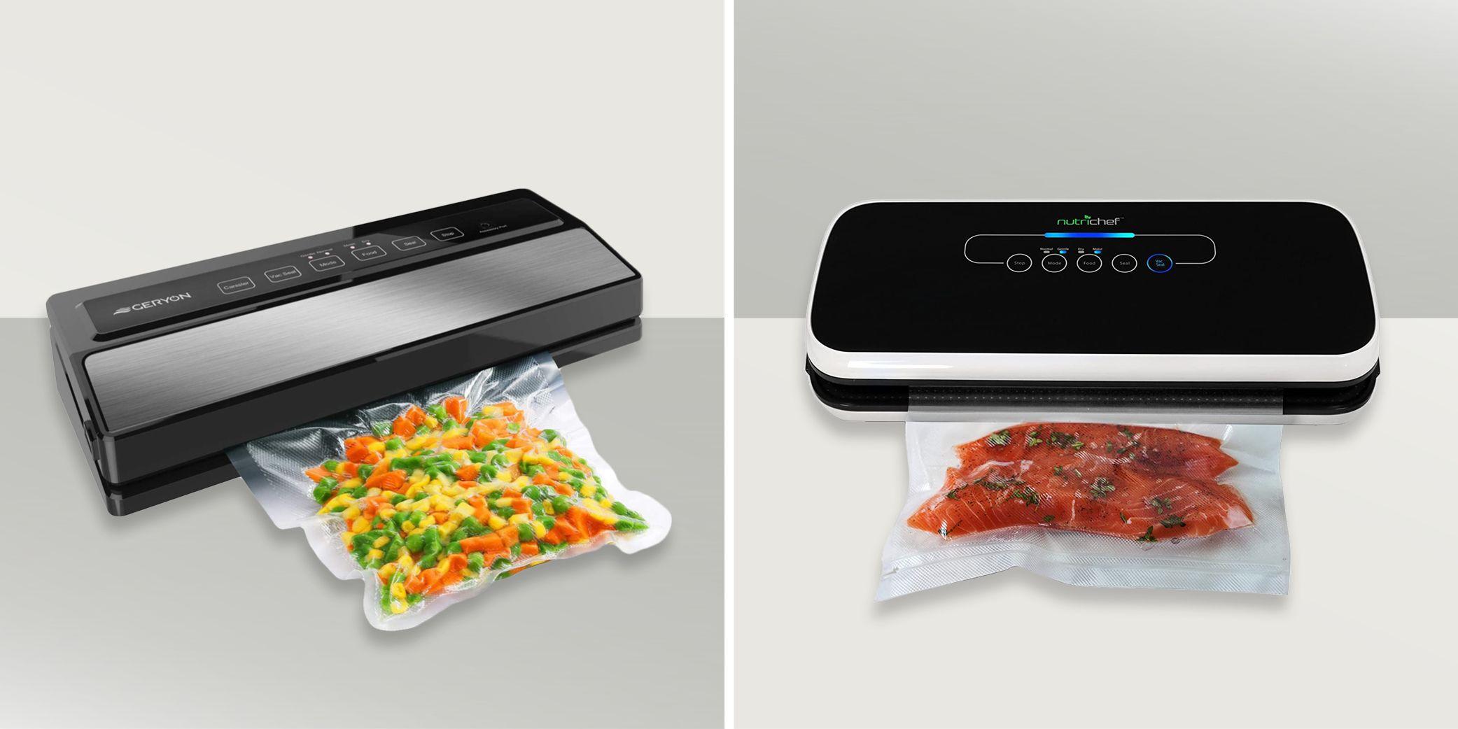 Best Food Vacuum Sealers 2020   Food Vacuum Sealer Reviews