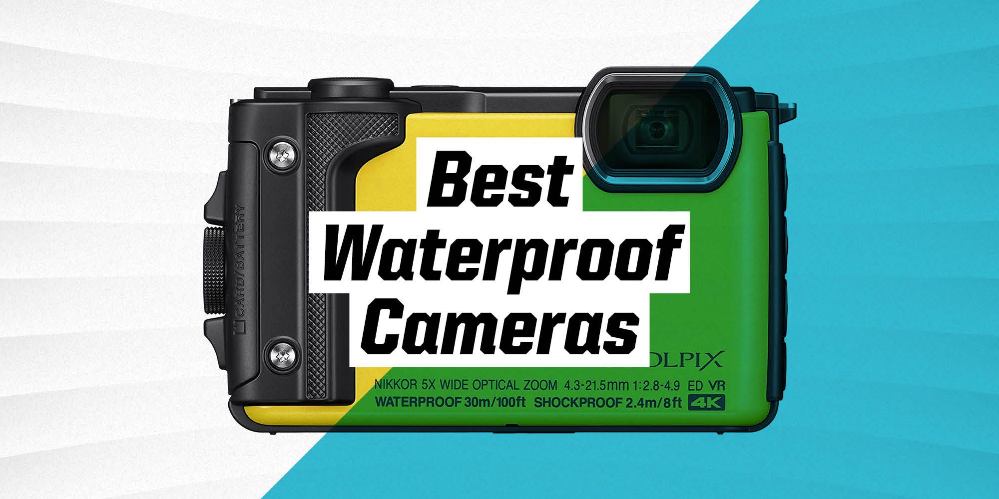 The 7 Best Waterproof Cameras for Taking Underwater Photos
