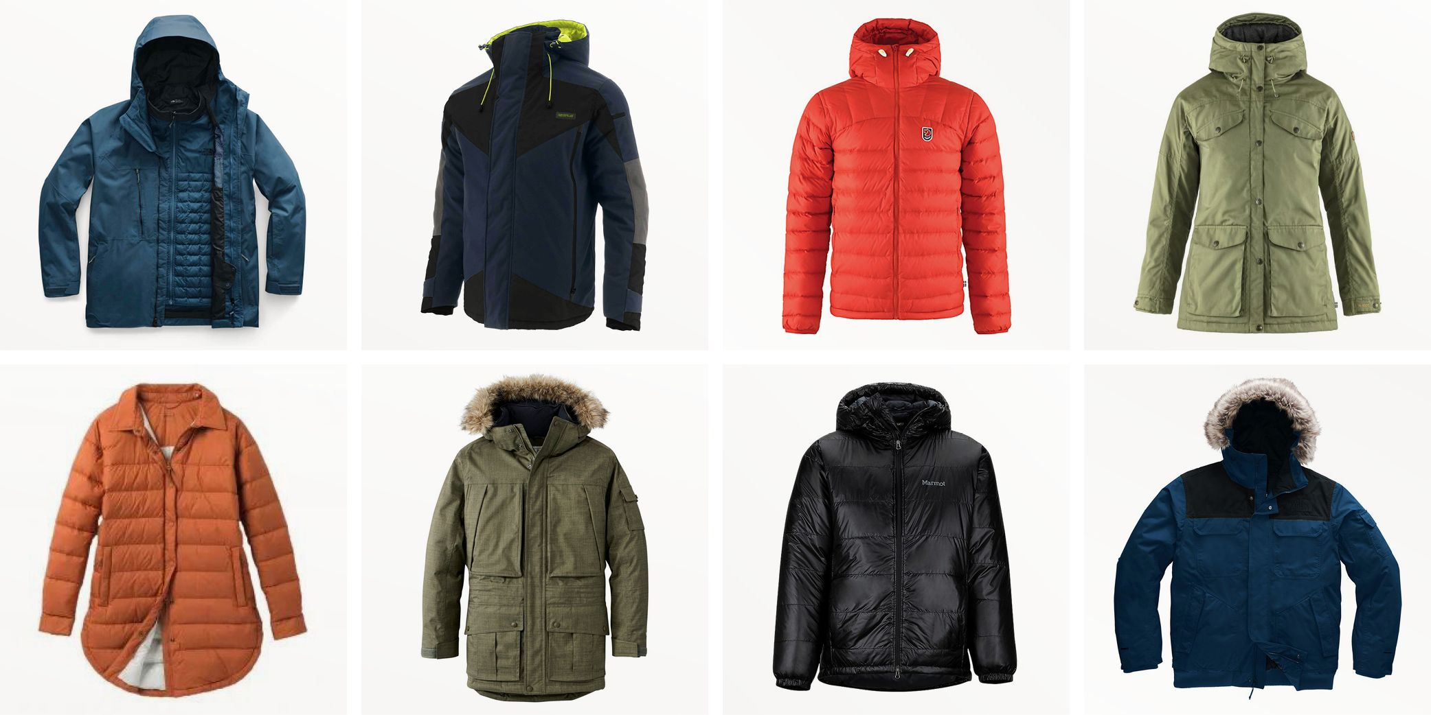 Best Winter Coats 2021 Warmest Winter Coats