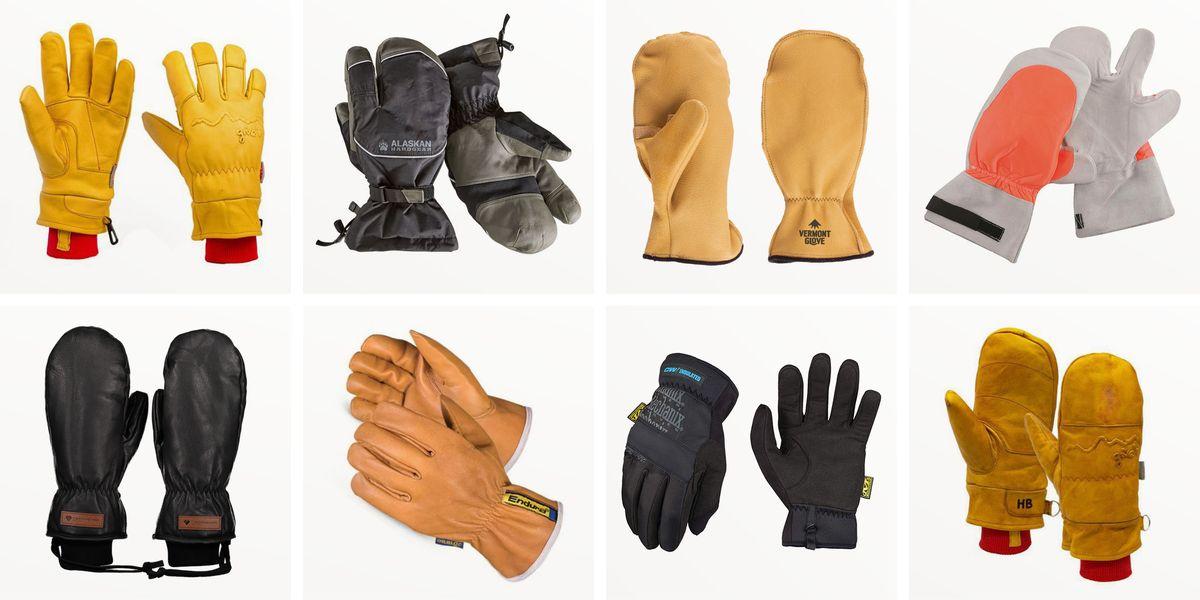 Best Work Gloves   Winter Work Gloves 2021