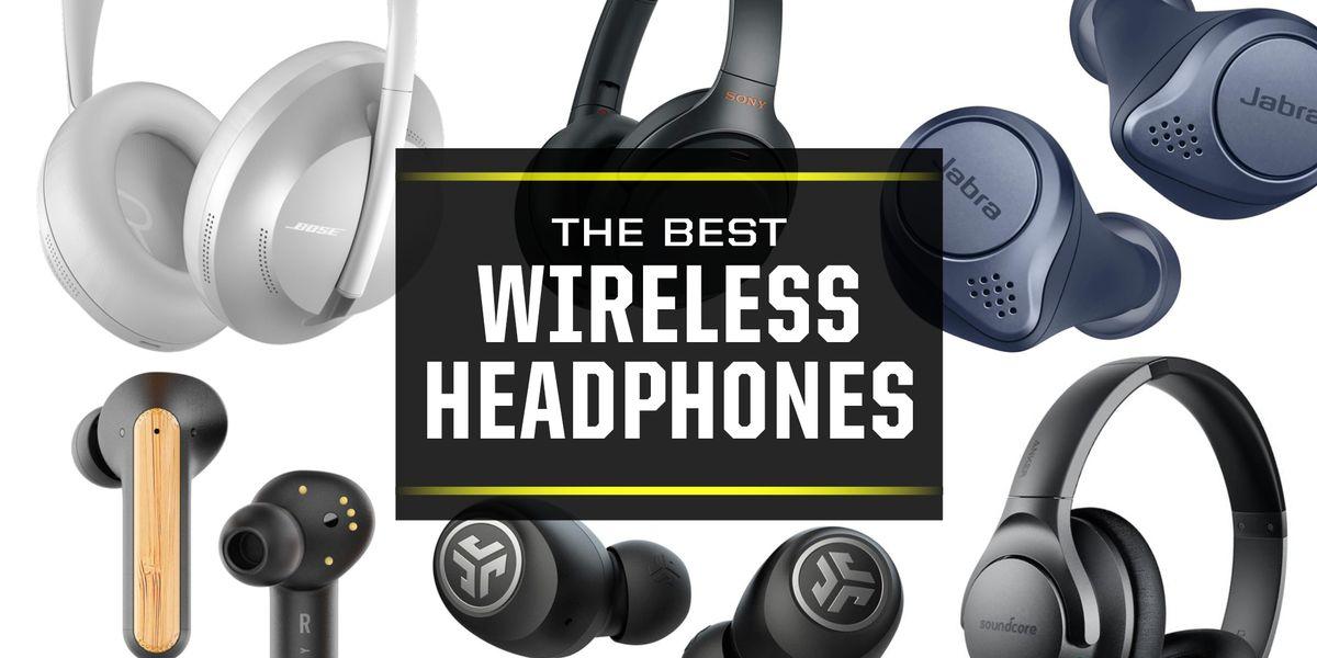 Best Wireless Headphones 2020 Headphone And Earbud Reviews