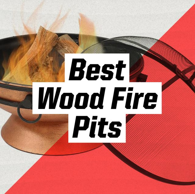 best wood fire pits