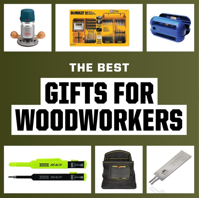 gifts for woodworkers and carpenters