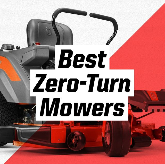 best zero turn mowers