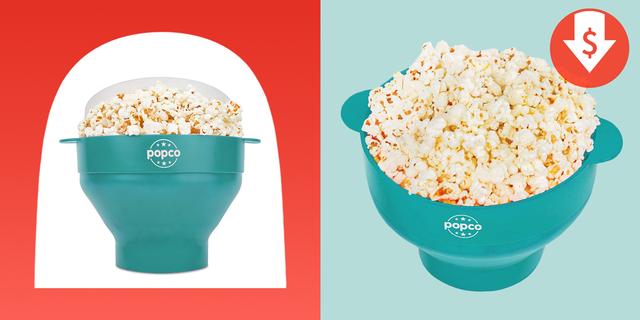 popco silicone popcorn maker