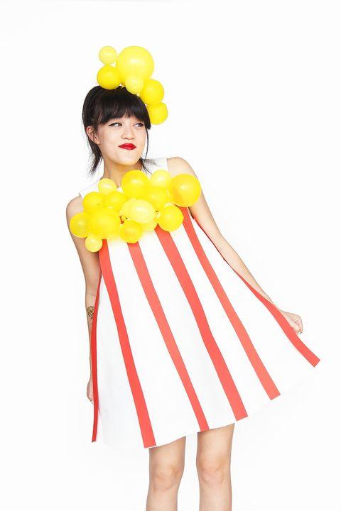 womens halloween costumes popcorn