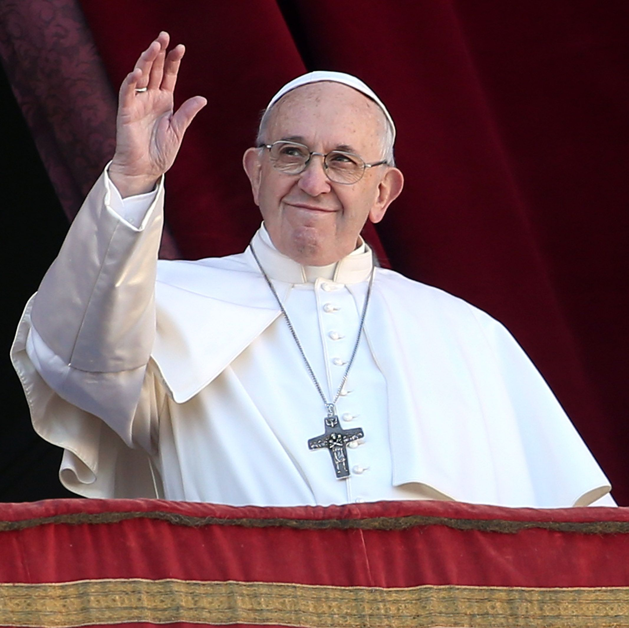 What Is Urbi et Orbi? Here's the Meaning Behind the Pope's Easter Message