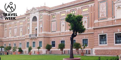 popes secret garden