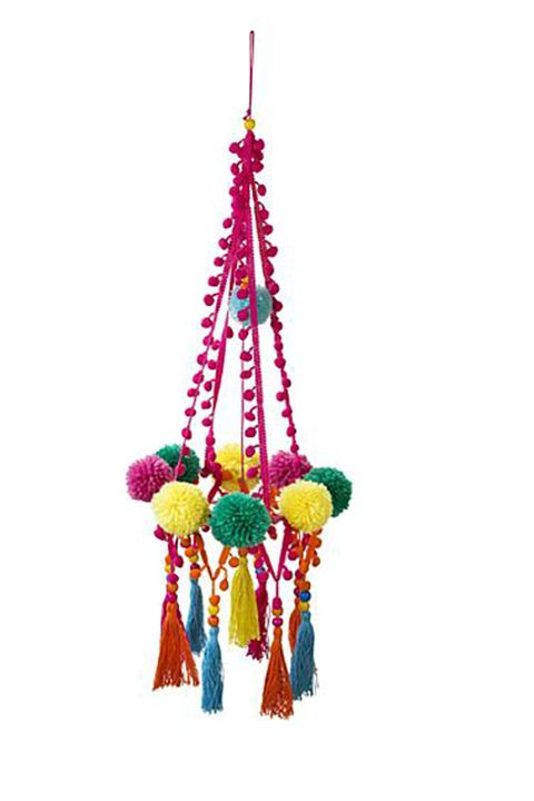 PArty Packs Boho Pom Pom Chandelier