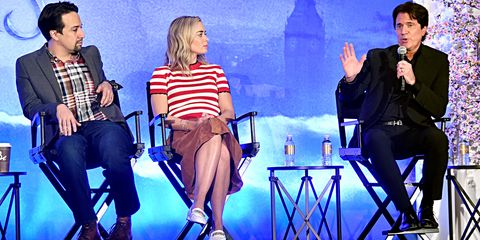 Disney's Mary Poppins Returns Press Conference