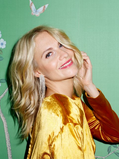 Poppy Delevingne West London home, H&M Home, At Home With... campaign