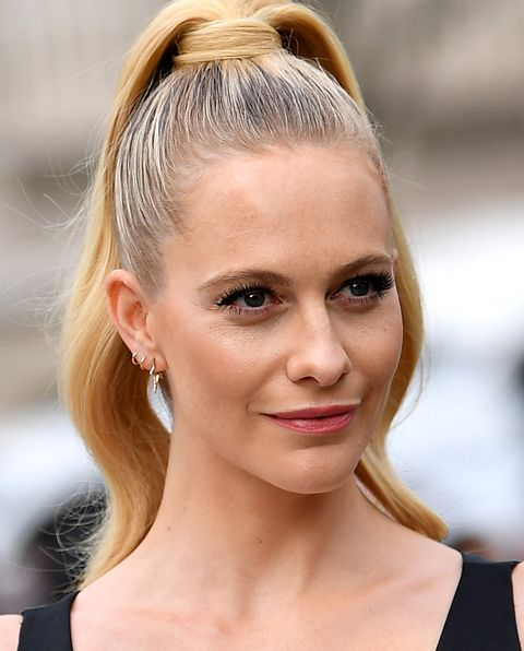 paris, france   march 03 poppy delevingne attends the miu miu show as part of the paris fashion week womenswear fallwinter 20202021 on march 03, 2020 in paris, france photo by jacopo raulegetty images