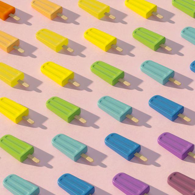 popsicle pattern