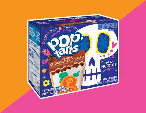 pop tarts dia de muertos design