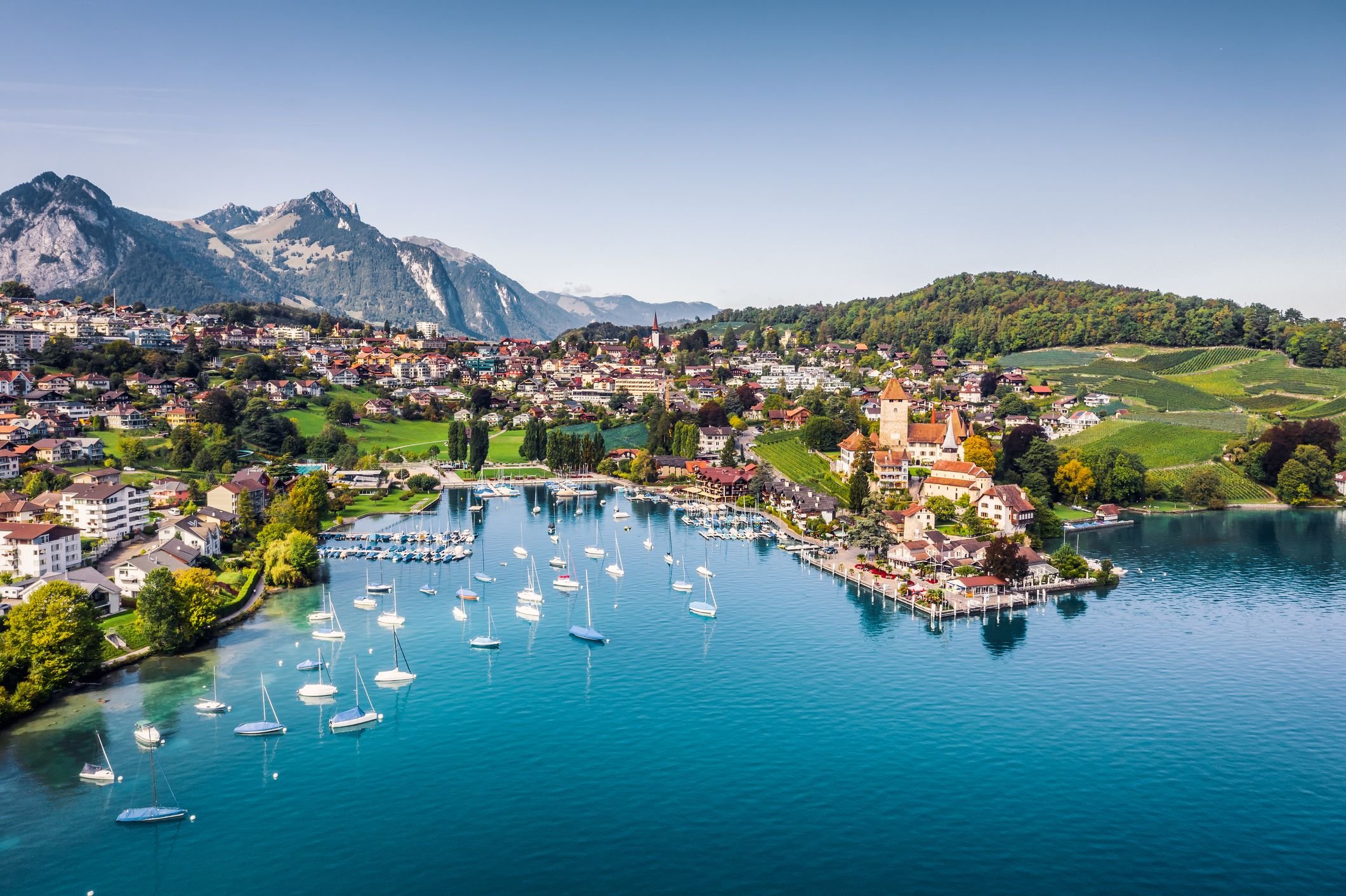 The most popular European honeymoon destination is probably not where you'd expect