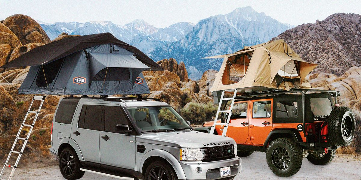 Car Camping Tents Best Rooftop Tents 2019