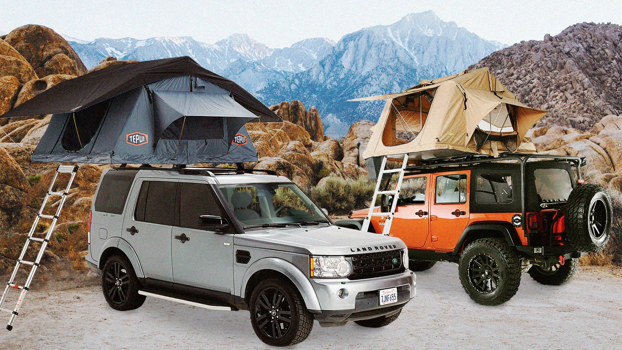 Rooftop Tents Lead & Car Camping Tents | Best Rooftop Tents 2019