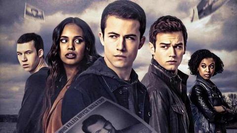 poster de la temporada 4 de por trece razones