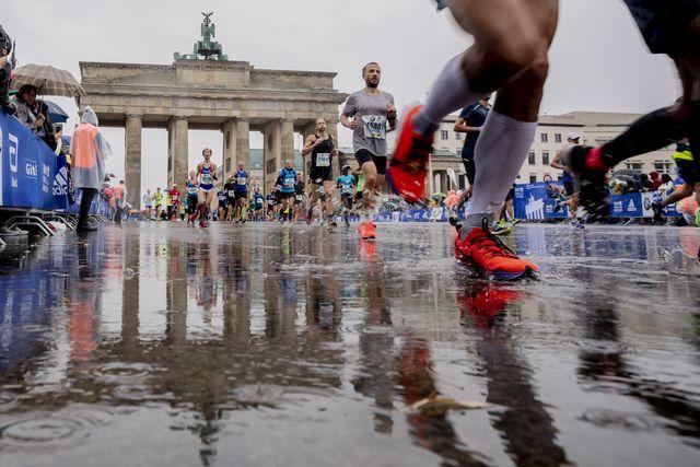 por que el maraton de berlin es tan rapido