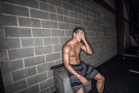 por qué no vas al gimnasio