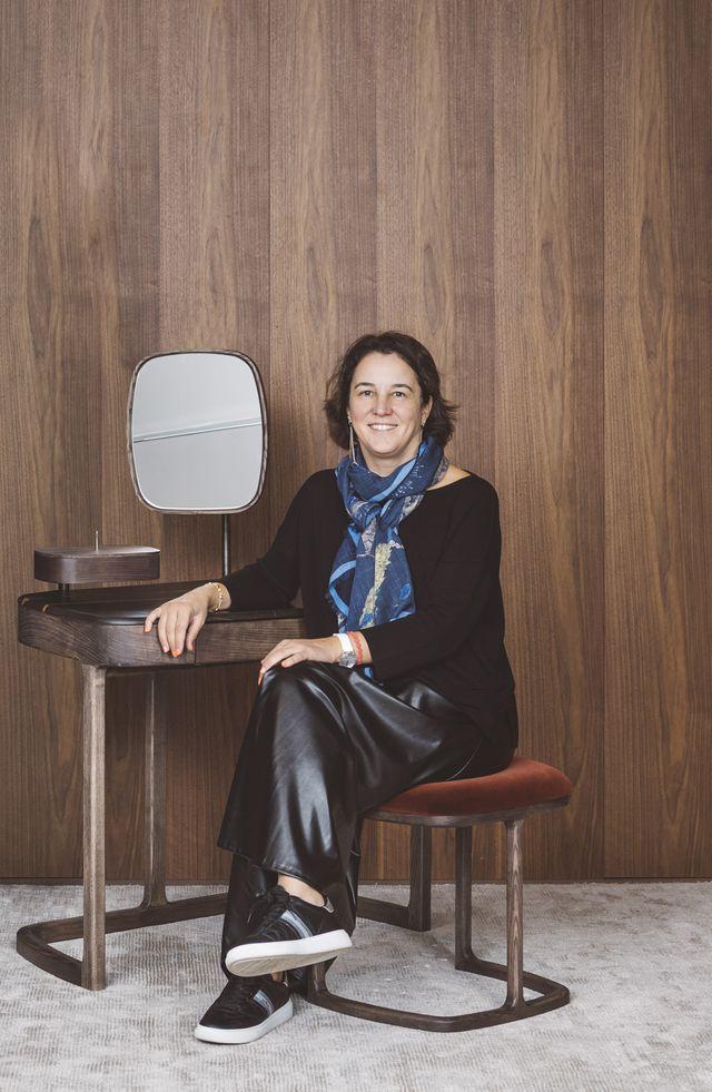 Sara Allievi, Marketing and communication manager Porada