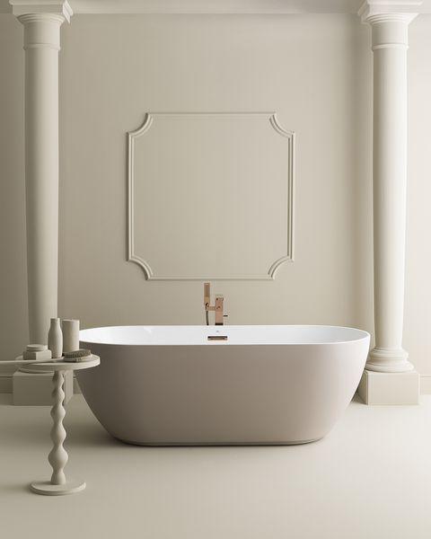 novedades y tendencias para el cuarto de baño bañera porcelanosa