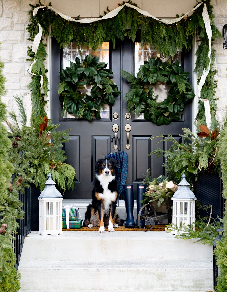55 Best Outdoor Christmas Decorations , DIY Outside
