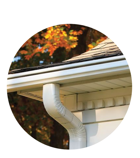 the house the good housekeeping seal built - Englert LeafGuard Gutters