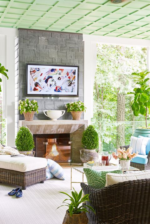 how to decorate with tropical colors home decor ideas.htm 36 charming front porch ideas porch design and decorating tips  36 charming front porch ideas porch
