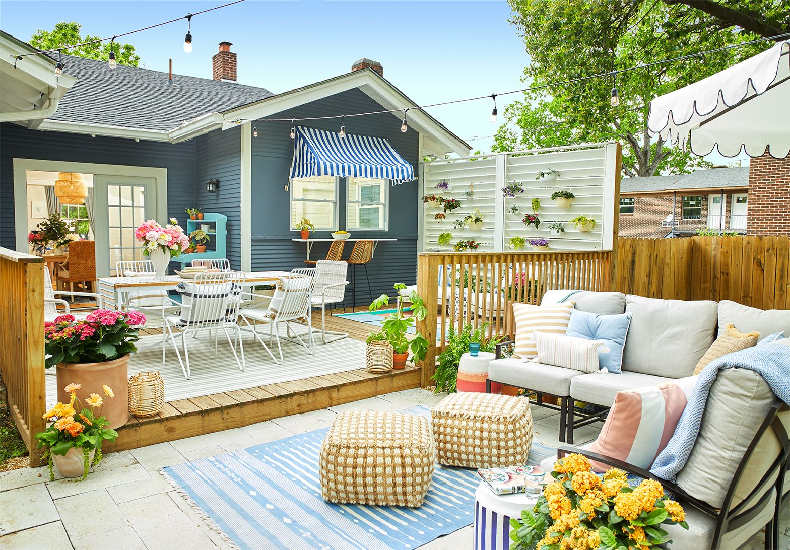 9 Best Patio and Porch Design Ideas - Decorating Your Outdoor Space