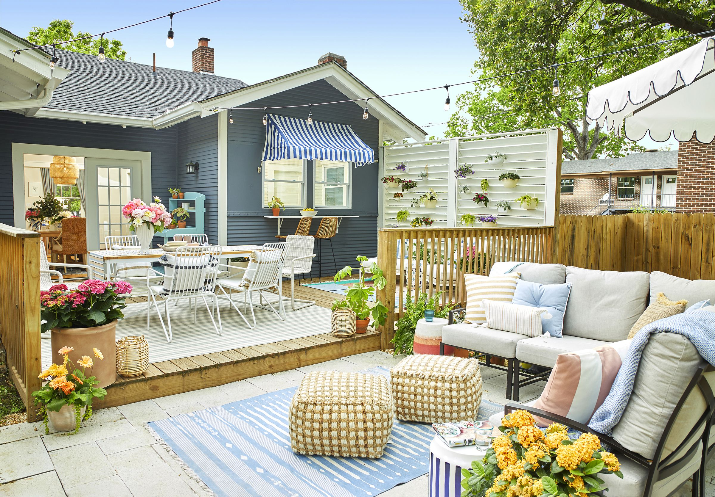35 Best Patio and Porch Design Ideas , Decorating Your