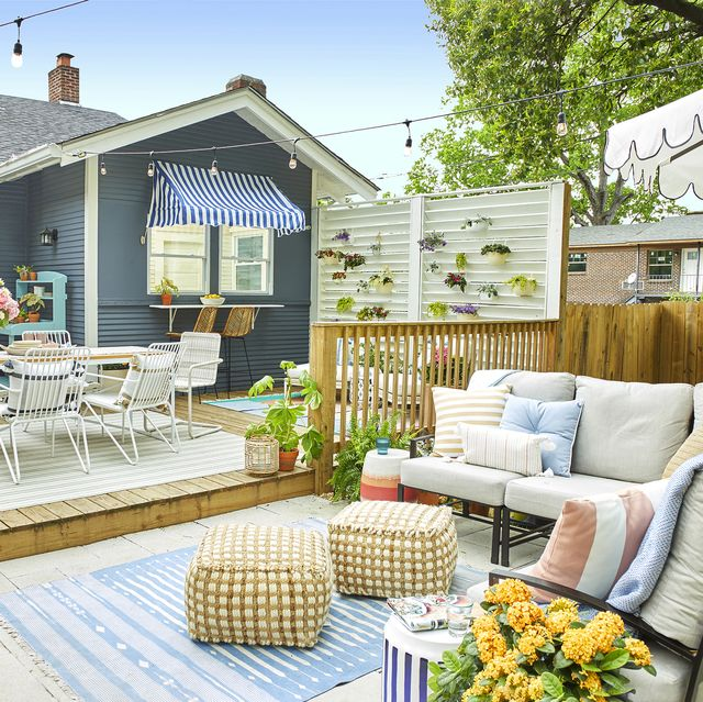 35 Best Patio and Porch Design Ideas - Decorating Your ... Backyard Patios Ideas on backyard gazebo ideas, backyard pool ideas, backyard construction ideas, backyard fence ideas, backyard furniture ideas, backyard seating ideas, retaining wall ideas, small backyard ideas, garage ideas, driveway ideas, backyard sunroom ideas, backyard hot tub ideas, backyard landscape ideas, fireplace ideas, backyard pergola ideas, inexpensive backyard ideas, backyard courtyard ideas, backyard shed ideas, backyard concrete ideas, deck ideas,