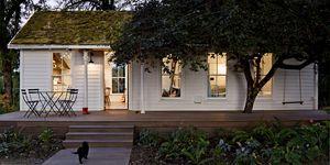 Una mini casa diseñada por Jessica Helgerson