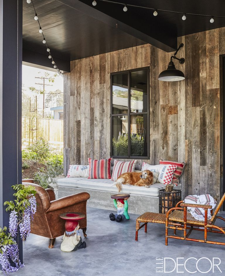 Home Design Ideas Front: Front And Back Porch Design
