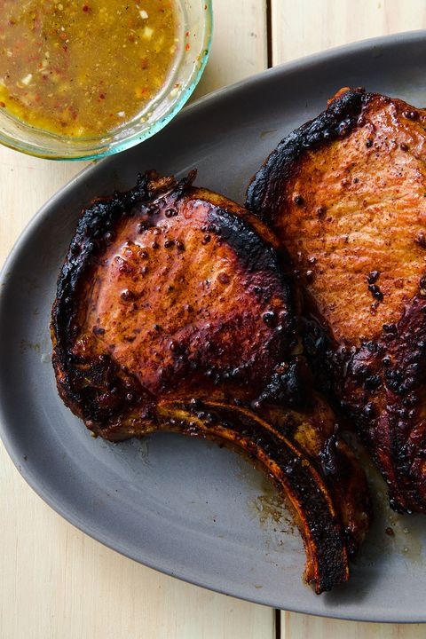 pork chop marinade vertical