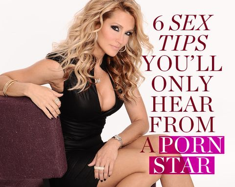 6 Sex Tips You'll Only Hear From a Porn Star