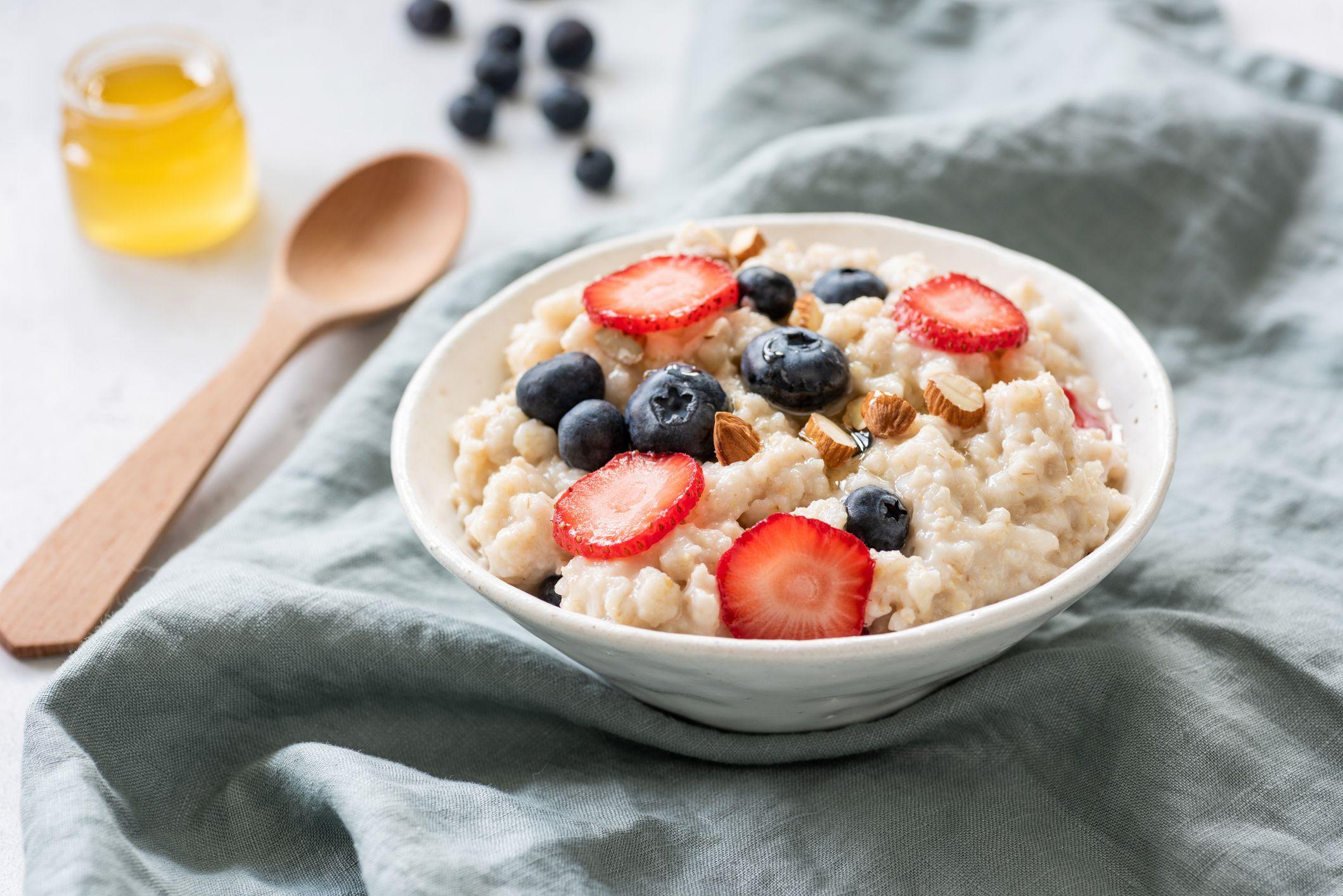 най-добрите идеи за диабетна закуска ягодоплодни овесени ядки