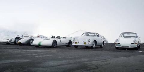 Land vehicle, Vehicle, Car, Classic car, Sports car, Porsche, Coupé, Porsche 356, Porsche 907, Porsche 904,