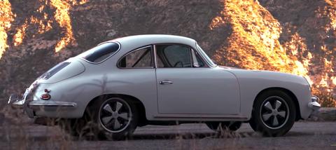 Land vehicle, Vehicle, Car, Regularity rally, Classic car, Coupé, Sports car, Porsche 356, Subcompact car, Porsche,