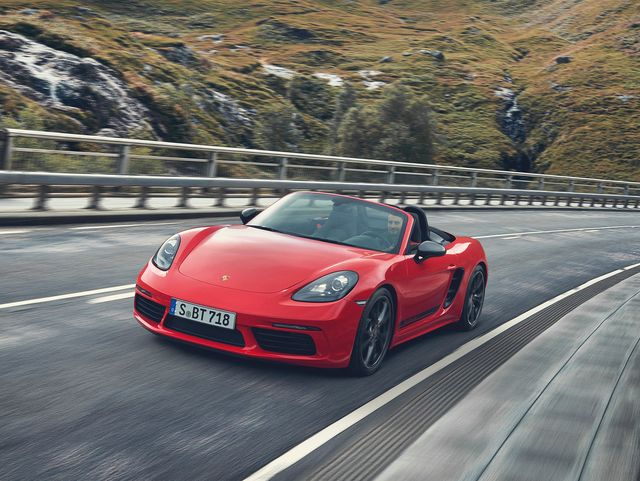 2020 porsche 718 boxster review pricing and specs